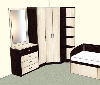 Разработка дизайн-проекта мебели