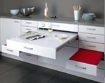 Пример невыполнимого проекта мебели