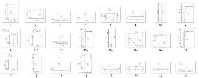 Засверловка деталей для изготовления мебели своими руками