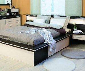 Двуспальная кровать своими руками, чертежи и схемы изголовий