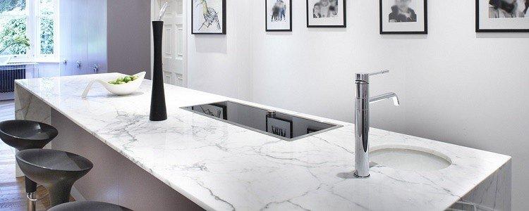 каменная столешница для кухни и ванной