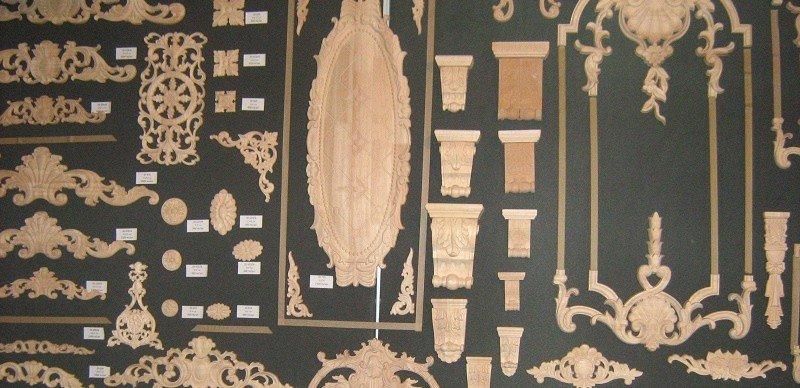 Накладной декор для мебели своими руками