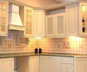 Навесной кухонный шкаф своими руками