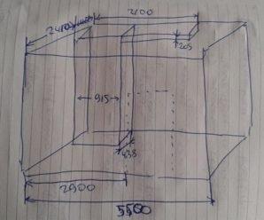 Как правильно сделать замеры помещения для мебели