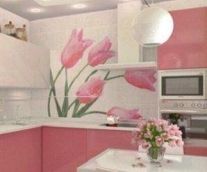 Проектирование и дизайн маленькой кухни