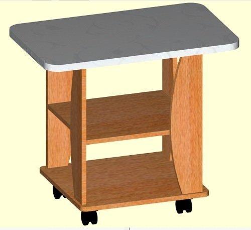 как сделать журнальный стол