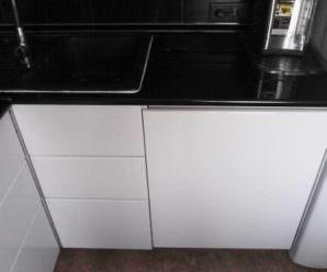 Как встроить посудомоечную машину в кухню