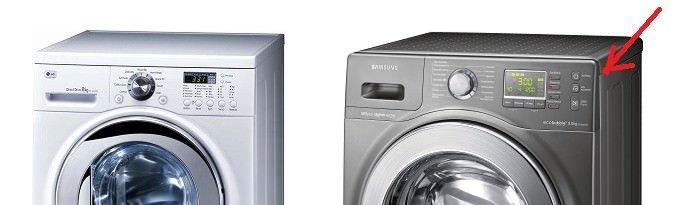 невстраиваемая стиральная машина