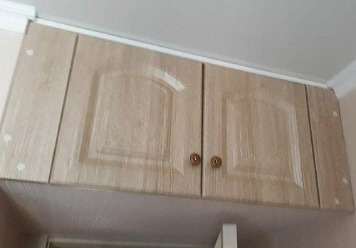 сделать антресоль своими руками над дверью на кухне