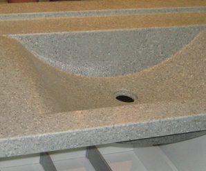 Ремонт столешницы из искусственного камня своими руками