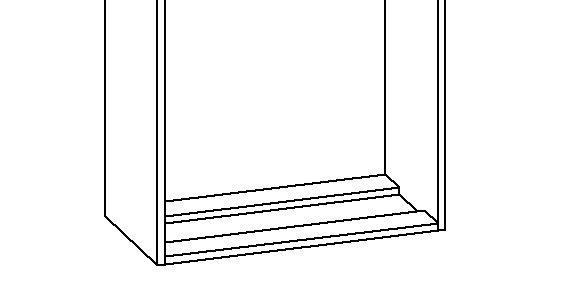как сделать шкаф сушку без дна