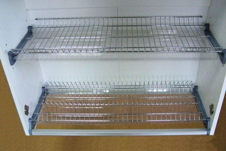 посудосушитель с рамкой для навесного шкафа без дна