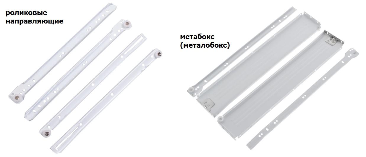 метабокс, металобокс с роликовыми направляющими