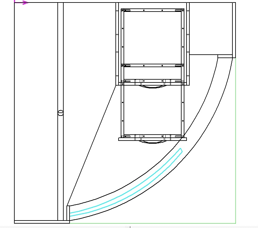 нюансы проектирования угловых купе