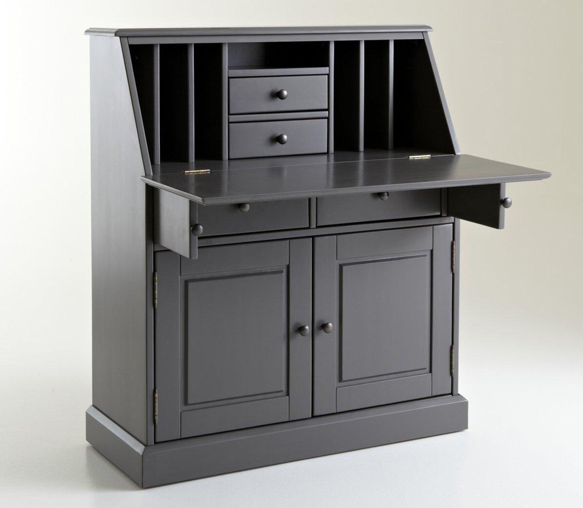 как сделать откидной столик в шкафу